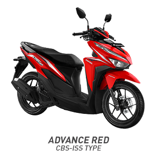 Vario 125 ESP CBS ISS - Bionic Red - Honda Sejahtera Mulia Cirebon