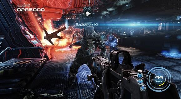 Alien Rage Unlimited PC Screenshot 04