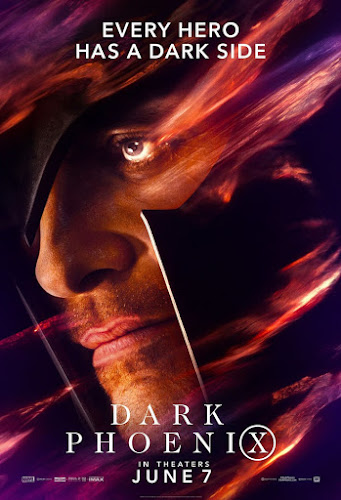 X-Men: Dark Phoenix (BRRip 720p Dual Latino / Ingles) (2019)