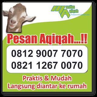 Layanan Jasa Catering Kambing Aqiqah Murah di Ciledug Tangerang