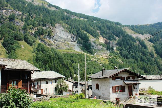 Isola Szlak Via Spluga