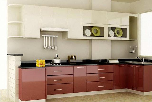 Thi Công nội thất gỗ Đà Nẵng - Gỗ âm tường bếp, sàn