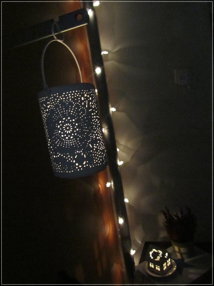 Valot Parvekkeelle