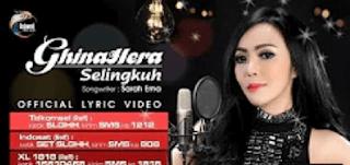 Lirik Lagu Selingkuh - Ghinahera
