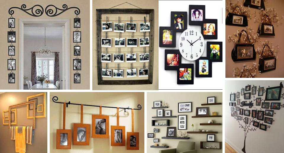 50 Best Creative Ideas To Arrange Frames On The Wall Dwell Of Decor