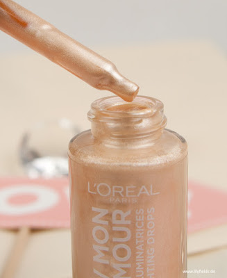 Glow Mon Amour - Highlighting Drops