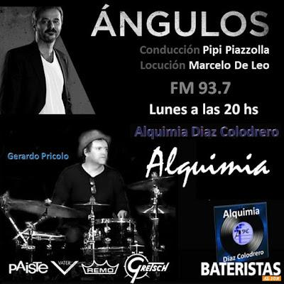 Alquimia Diaz Colodrero - Album Alquimia
