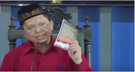 Ust. Alfian Tanjung Ungkap 10 Tokoh PKI di Istana dan DPR