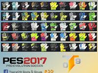 PES 2017 Glovepack V3 dari Tisera09