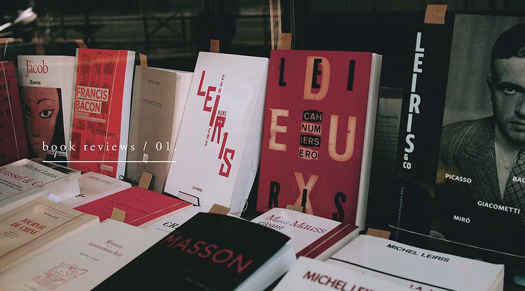 Book Reviews #01