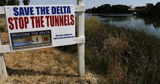 Documents Reveal Jerry Brown's Delta Tunnels Would Need $6.5 Billion Taxpayer Subsidy