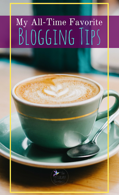Blogging tips and resources to help you on your blogging journey