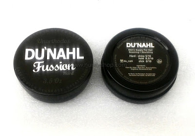Du'nahl Fussion Hard Unorthodox Water Oil Pomade