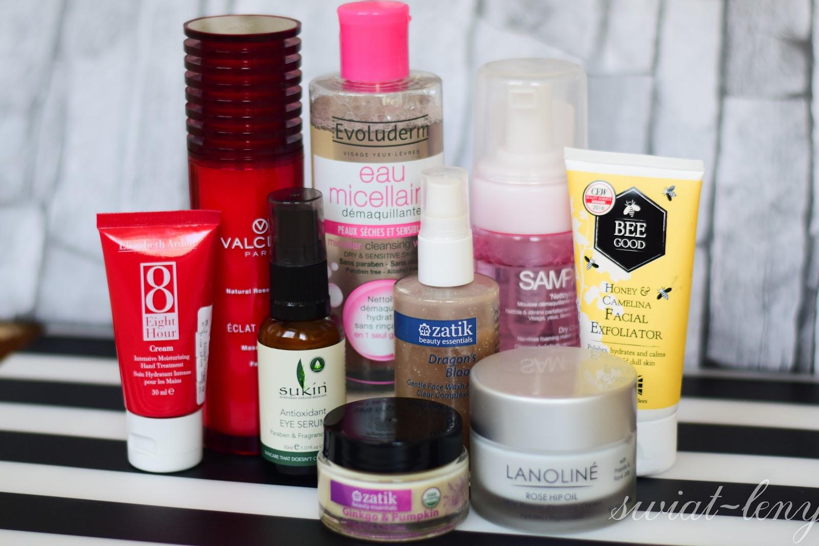 Kosmetyki z Tk Maxx