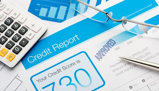 for good credit report