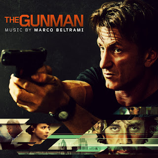 the gunman soundtracks