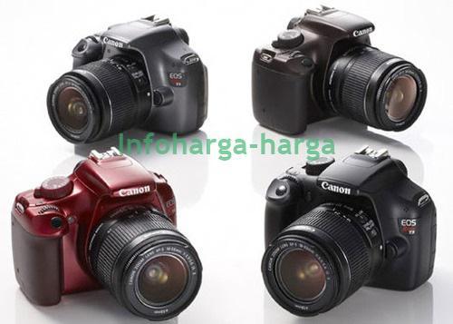 Kamera Canon DSLR Termurah