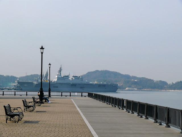 横須賀 ヴェルニー公園