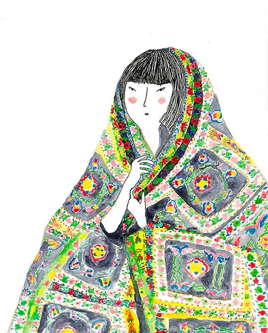 Ilustración de Fernanda Guerrero