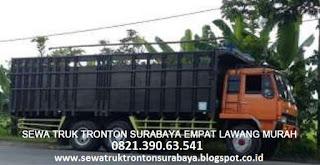 SEWA TRUK TRONTON SURABAYA EMPAT LAWANG (TEBING TINGGI) MURAH