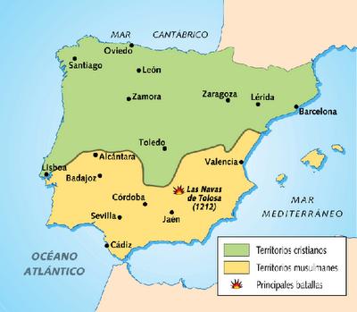 Navas De Tolosa Mapa.Esto Se Hunde Las Navas De Tolosa