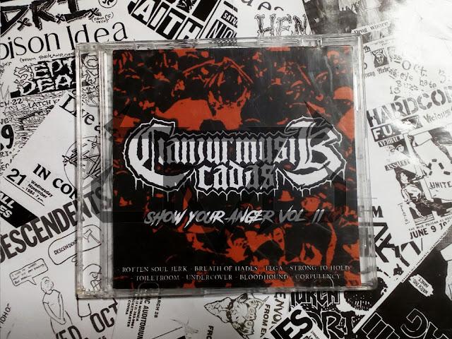 VA Cianjur Musik Cadas - Show Your Anger Volume 2