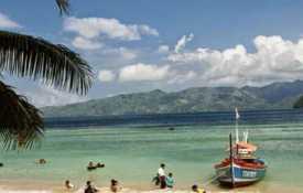 Pantai Prigi Trenggalek