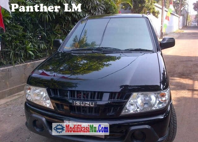 Panther LM Smart Turbo - Perbedaan Spesifikasi Isuzu Panther LM Smart, LV, LS dan Grand Touring