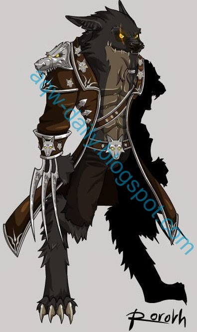 Image Gallery Lycan Aqw