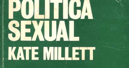 Kate millett sexual politics download
