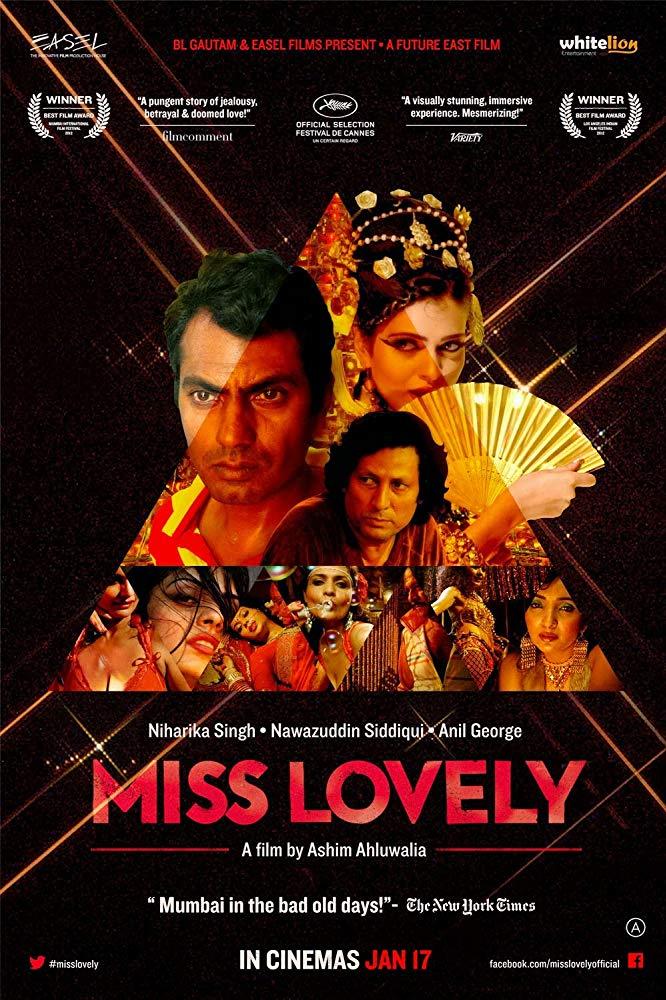 Miss Lovely 2012 Hindi Movie 720p BluRay 1GB