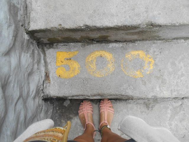 Steps El Penol
