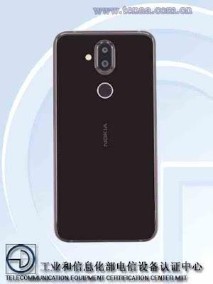Nokia TA-1131 TENAA
