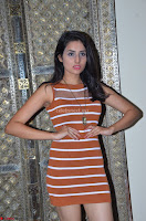 Actress Nikhita in Spicy Small Sleeveless Dress ~  Exclusive 067.JPG
