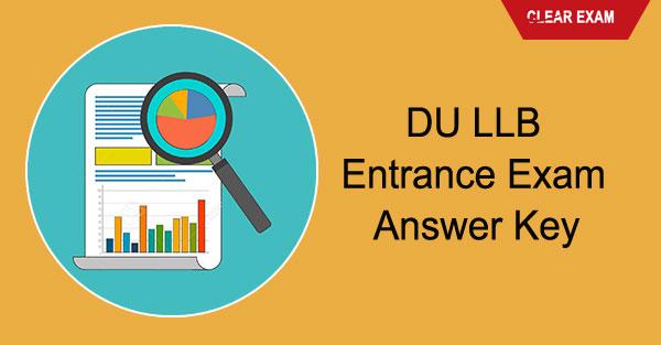 DU LLB Answer Key