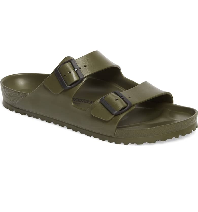 Waterproof Birkenstock Arizona Sandals
