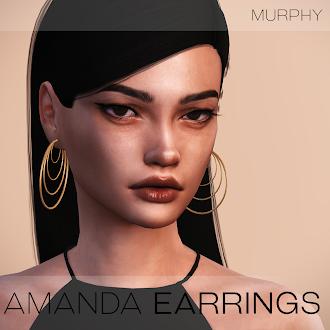 Amanda Earrings