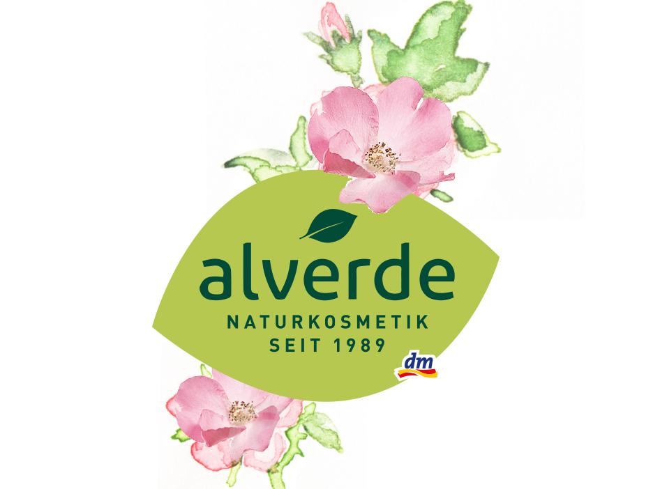 Alverde marque bio DM Allemagne