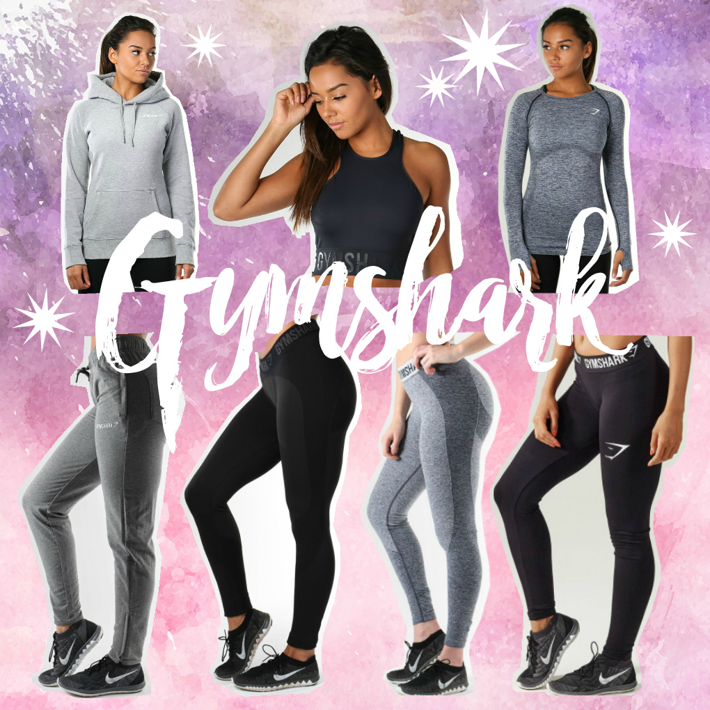 gymshark top picks - Fit form flex serene