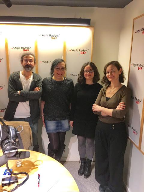 Mustafa Eren, Ece, Hilal Başak Demirbaş, Ayşe Berna Uçarol