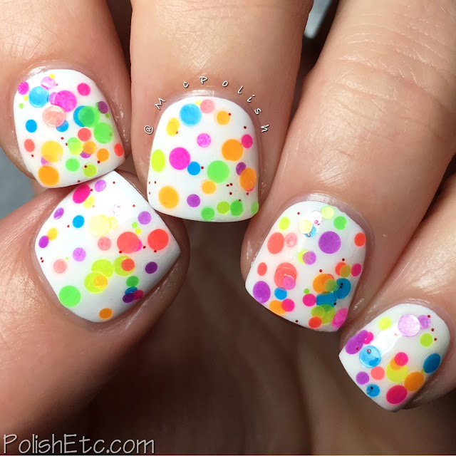 KBShimmer Spring 2016 Collection - McPolish - Upside Round