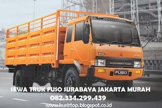 JASA SEWA TRUK FUSO SURABAYA JAKARTA
