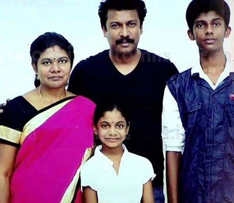 Samuthirakani Family Wife Son Daughter Father Mother Marriage Photos
