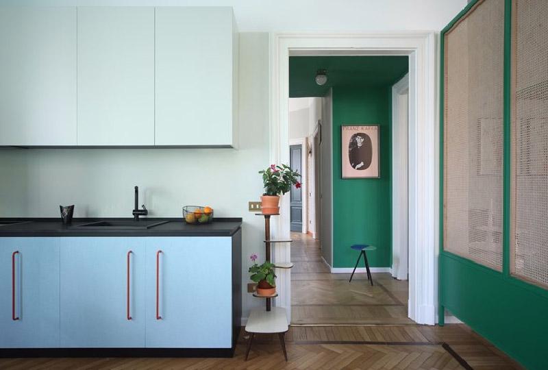 Le Temps Retrouvè un progetto di Marcante Testa UdA Architetti