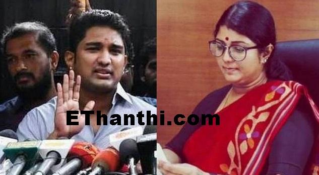 ஜெயலலிதா வீடியோவை தினகரனிடம் அளித்தது விவேக்   J. Vivek gave the video to the Dinakaran !