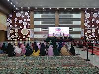 Suasana Lampung Hijrah Fair 2019 di Balai Krakatau Kemiling