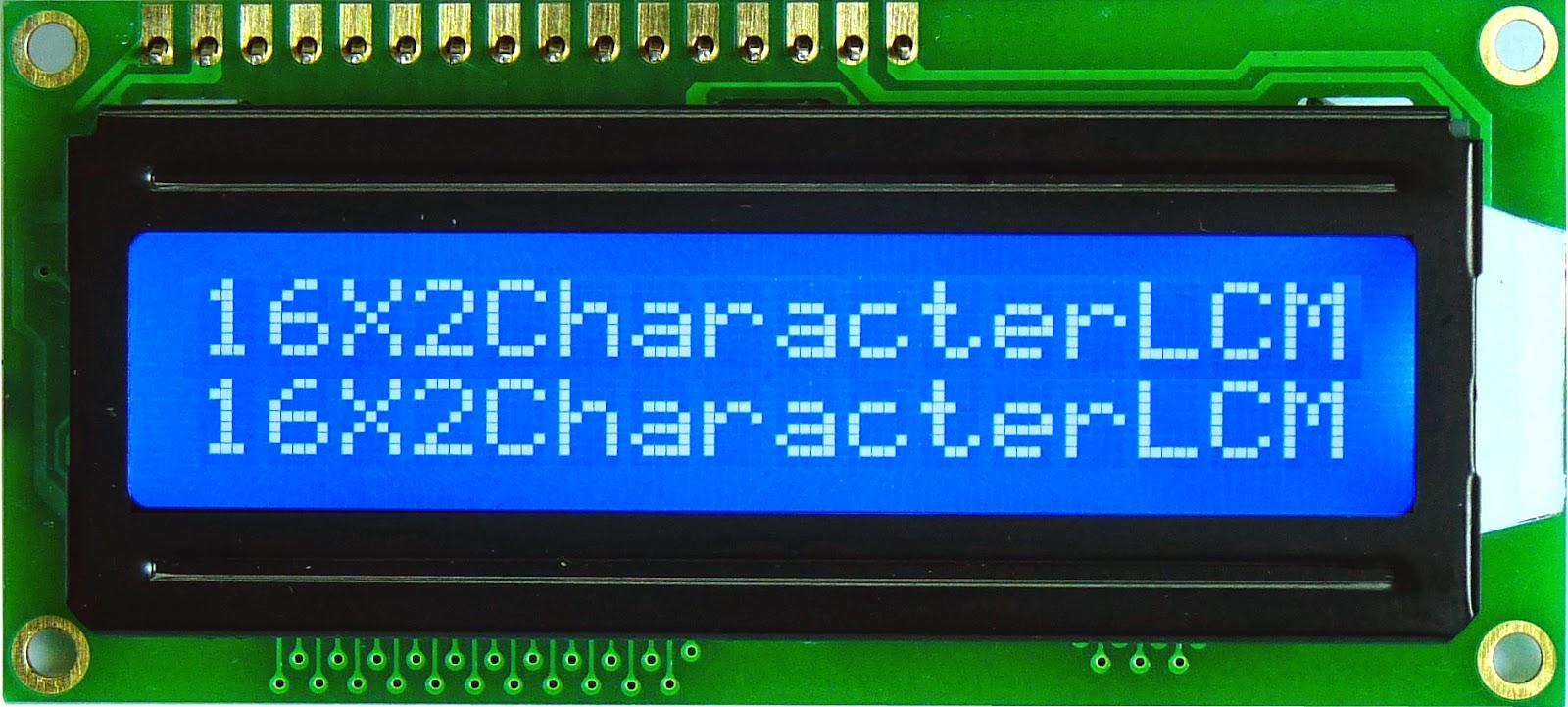 Running Text Di Lcd 16x2 Dengan Arduino Boarduino