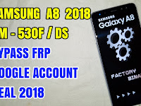 Samsung Galaxy A8 SM-A530F/DS 2018 Nougat 7.1.1 Bypass Frp Remove Google Account Real 100% Work