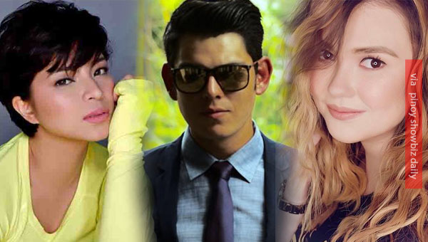 Angel Locsin and Richard Gutierrez to reunite in new Star Cinema movie