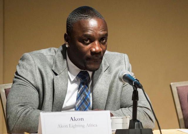 Video: Black People Go Back And Invest In Africa  –  Akon